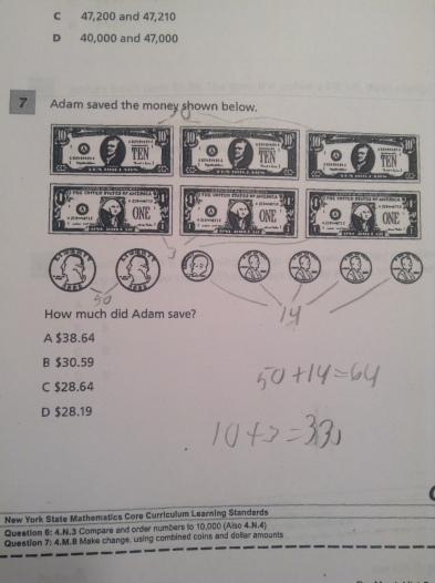 4th grade CC math
