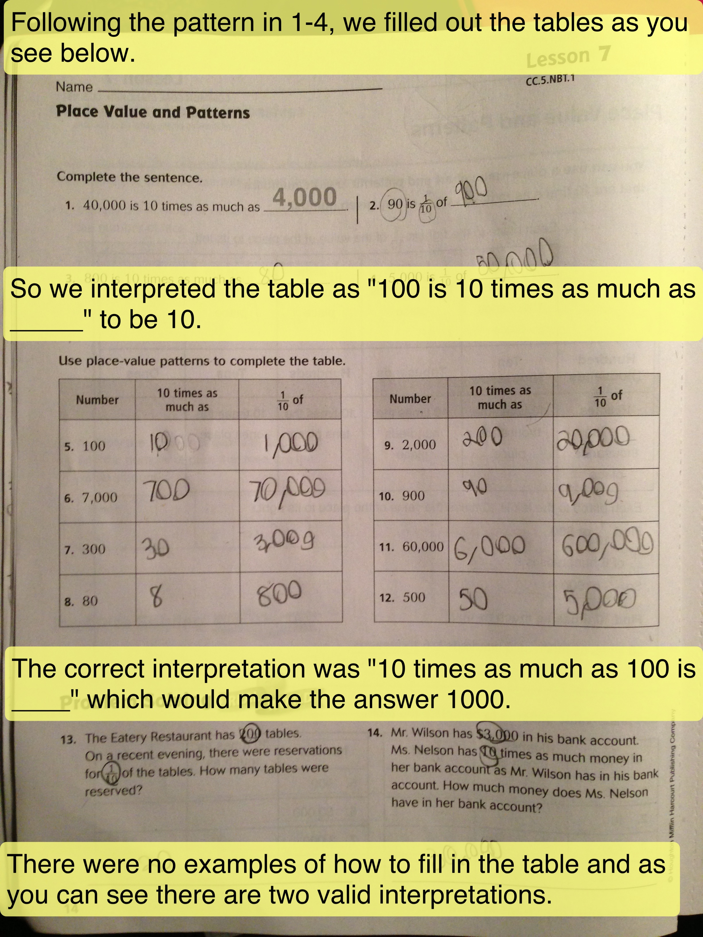worksheet 7th Grade Math Worksheets Common Core what is your experience with common core math deutsch29 example of workbook page