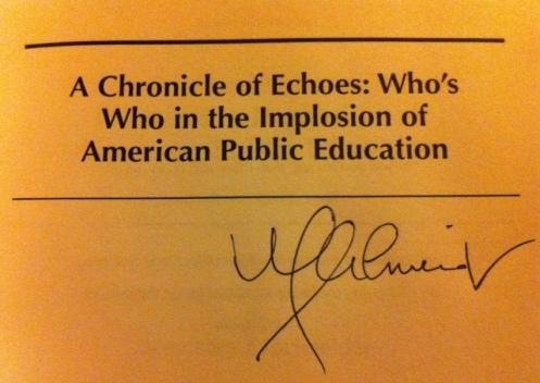chronicle signature