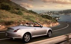 driving with top down