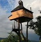 balanced house
