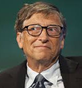 bill gates smile