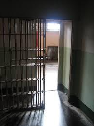 prison door open