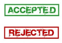 accept reject