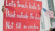 opt out banner