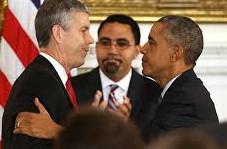 obama duncan king