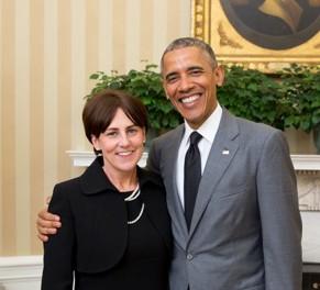 Ann Marie Corgill Obama