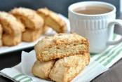 coffee and biscotti