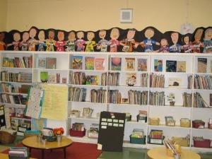 Manhattan New School library