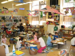 Manhattan New School Rm 2-304 in action
