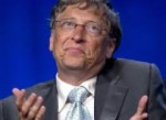 bill gates shrug