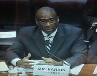 CIO Harris