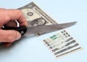 cutting the dollar