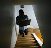 living in parents basement
