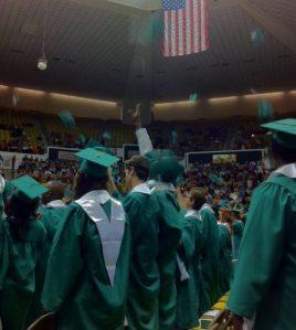 SHS graduation