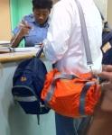 SA book bag