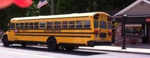 Sandy Hook bus