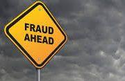 fraud ahead