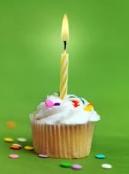 birthday single candle