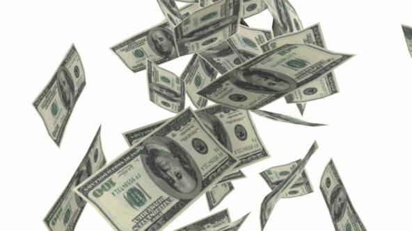flying cash