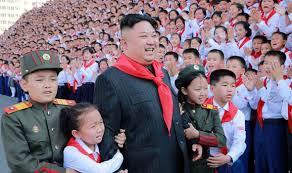 kim jong-un and children