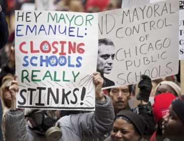 chicago school closure